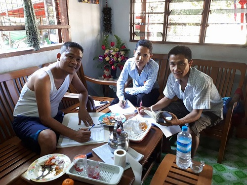 missions in myanmar